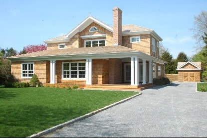Village of Southampton custom residence